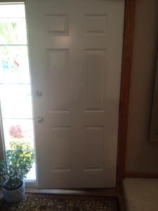 Interior Door After